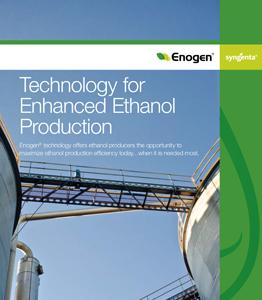 Technology for Enhanced Ethanol