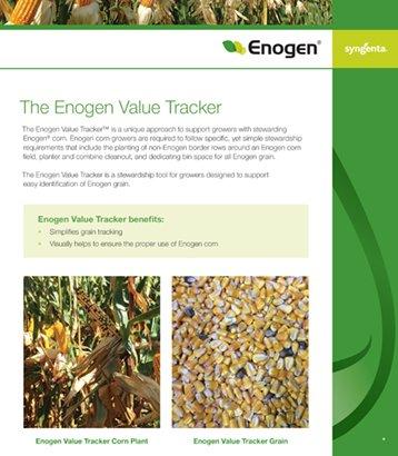Enogen Value Tracker Sell Sheet